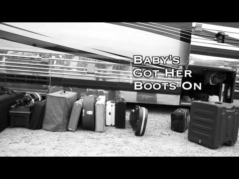 Baby's Got Her Boots On by Brushville - Lyric Video (OFFICIAL)