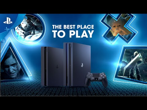 The Best Place to Play | PS4