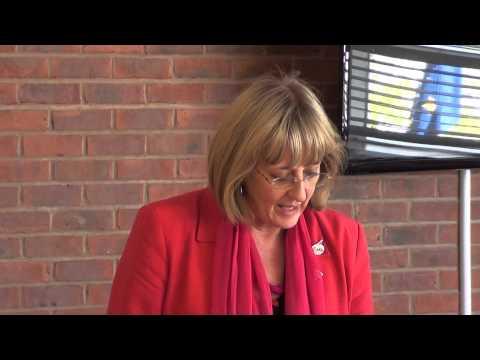 Launch of UKDHM Broadsheet 2014 2/3