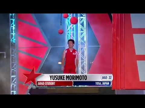 Yusuke Morimoto: the very 1st Man to Conquer ANW Stage 3