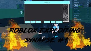 Roblox Synapse Exploiting #1