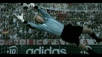 Kahn | Adidas Werbung WM 2006