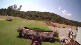 Quantum Leap - Training - 2016 American Eventing Championships - Helmet Cam