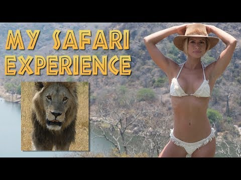 My Safari Experience!  From 3 different camps in Africa BotswanaZimbabwe
