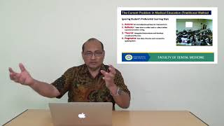 E-Learning FKG UA : Hybrid Problem Based Learning - Geriatric Dentistry