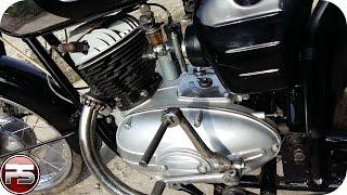 Ремонт мотора мотоцикла Паннония