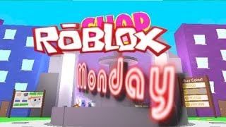 Madcity for the first time and Fame simulator! Roblox monday