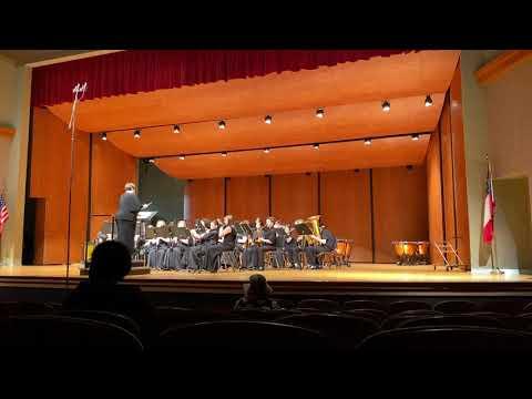 Savannah Christian Preparatory School MS Band LGPE 2020-  Darklands March by Randall Standridge