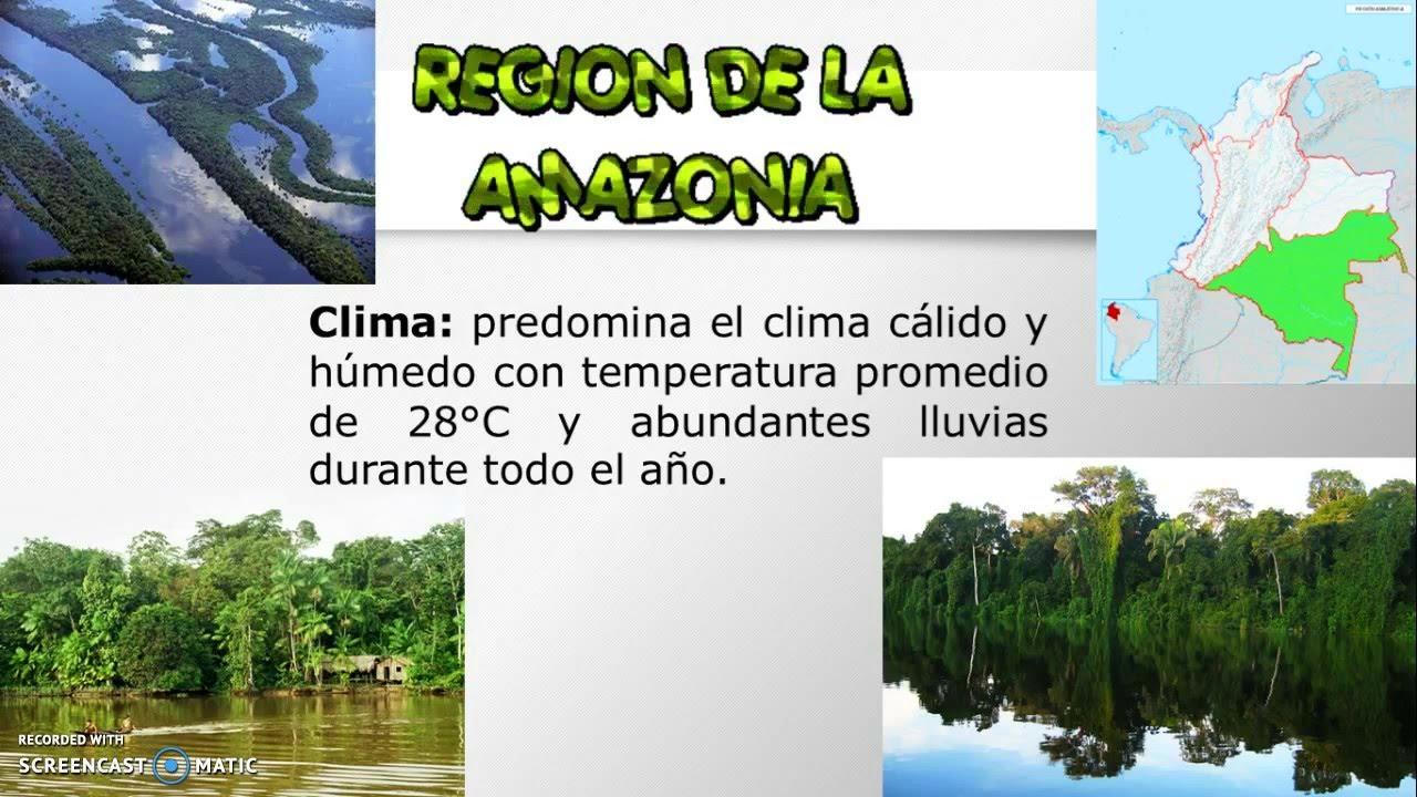 Regiones naturales de colombia youtube - Aromatizantes naturales para la casa ...