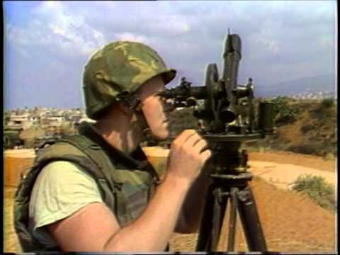 NewsHour flashback: Jim Webb's Emmy-winning report on Lebanese Civil War