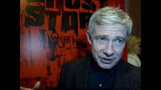 Martin Freeman on Ghost Stories