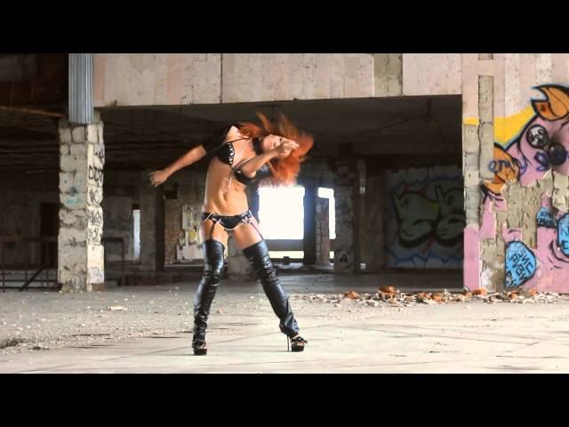 Vika Konvisar - ukraine dancer