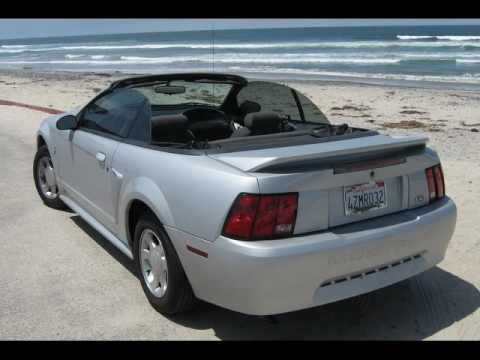2000 Ford Mustang Convertible V6 Auto