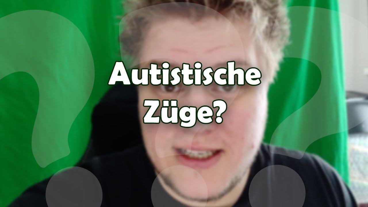 Autistische züge test