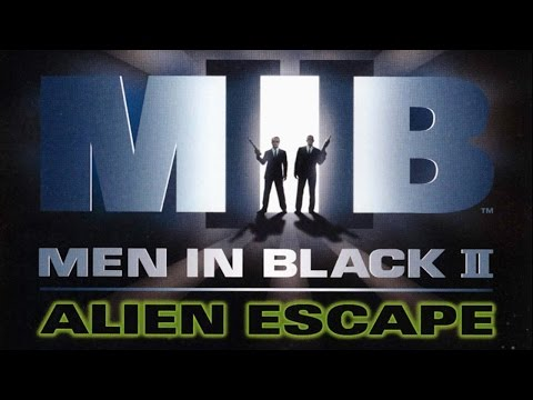 Men in Black II: Alien Escape All Cutscenes (Game Movie) 1080p HD