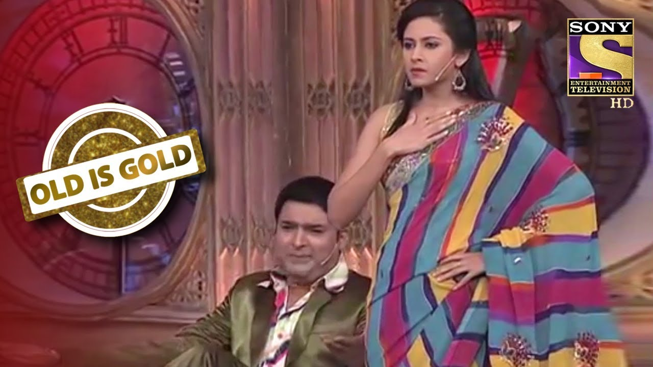 Kapil Loses His Calm On His Family | Old Is Gold | Comedy Circus Ke Ajoobe