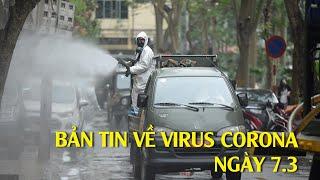 Việt Nam có ca nhiễm Covid-19 thứ 20 I Bản tin về virus corona ngày 7.3.2020