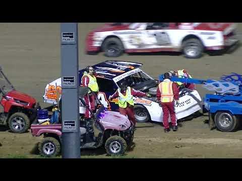 Lake Ozark Speedway Pure Stock 5-4