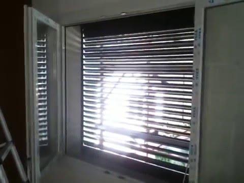 Installazione tapparella frangisole orienta by faidacasa - Tapparelle da esterno ...