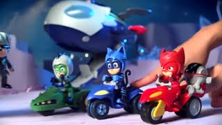 It's a Super Moon Adventure! PJ Masks Toys Now Available in the UK!