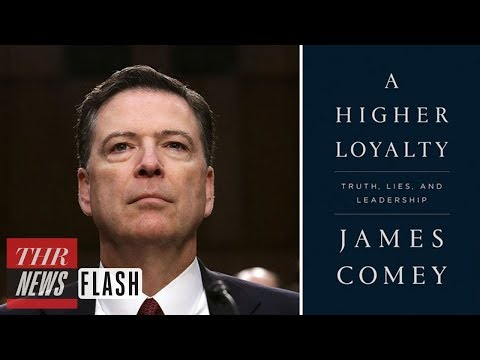 James Comey Considering Offers from Hollywood for Memoir | THR News Flash