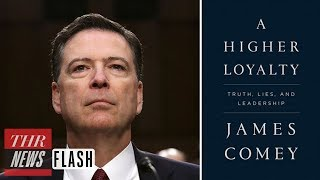 James Comey Considering Offers from Hollywood for Memoir   THR News Flash