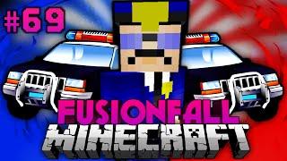 POLIZEI PROBLEME?! - Minecraft Fusionfall #069 [Deutsch/HD]
