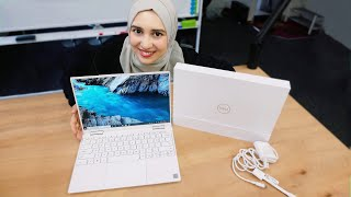Dell XPS 13 2-in-1 (7390 White) Unboxing and First Look   4k, i7-1065G7, 32GB RAM, 1TB SSD