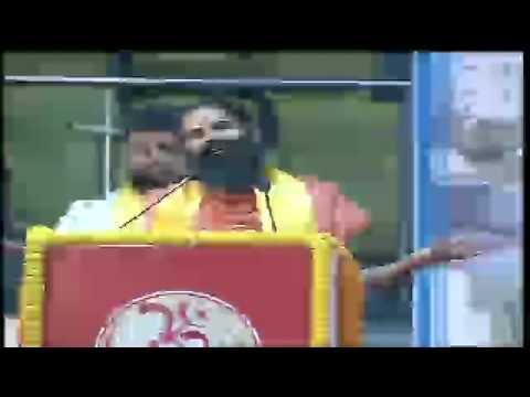 Shri Narendra Modi addressing foundation day celebration of Bharat Swabhiman and Divya Yog Trust