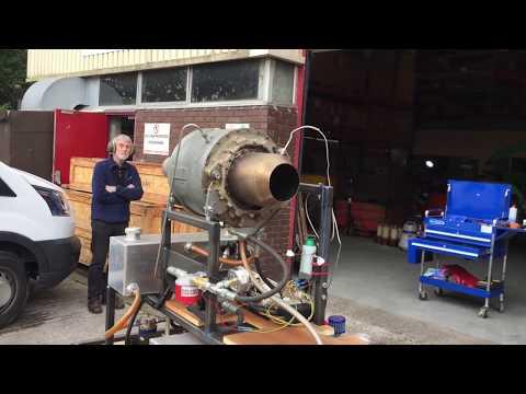 Saphir Engine run with new instruments