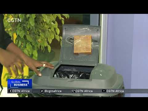Ethiopian Developers Tackle Waste Accumulation With Bin Sensor