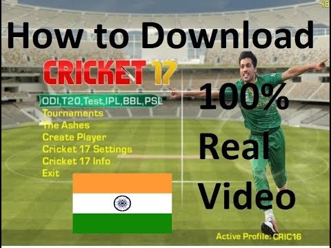 download ea sport cricket 17 for android apk