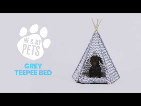 me-&-my-pets-grey-teepee-bed