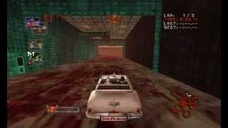 Earache: Extreme Metal Racing Gameplay PC HD