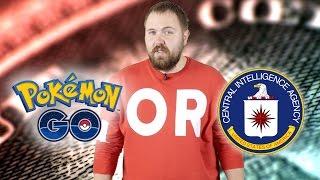 Запрещенная правда о Pokémon Go