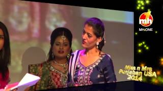 Miss n Mrs Punjaban USA 2014 Central Valley Show Highlights