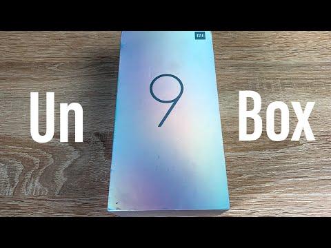 Xiaomi Mi 9 Unboxing & First Impressions