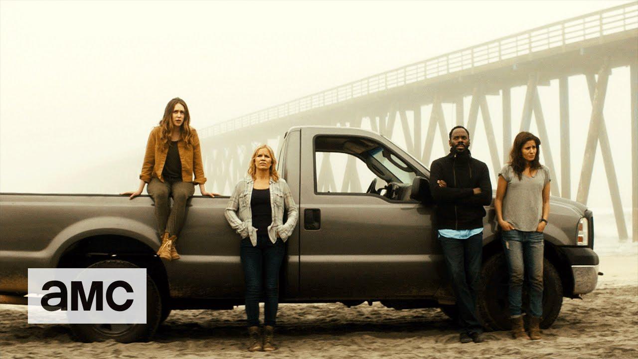 Fear the Walking Dead: Season 2B Comic-Con 2016 Official Trailer