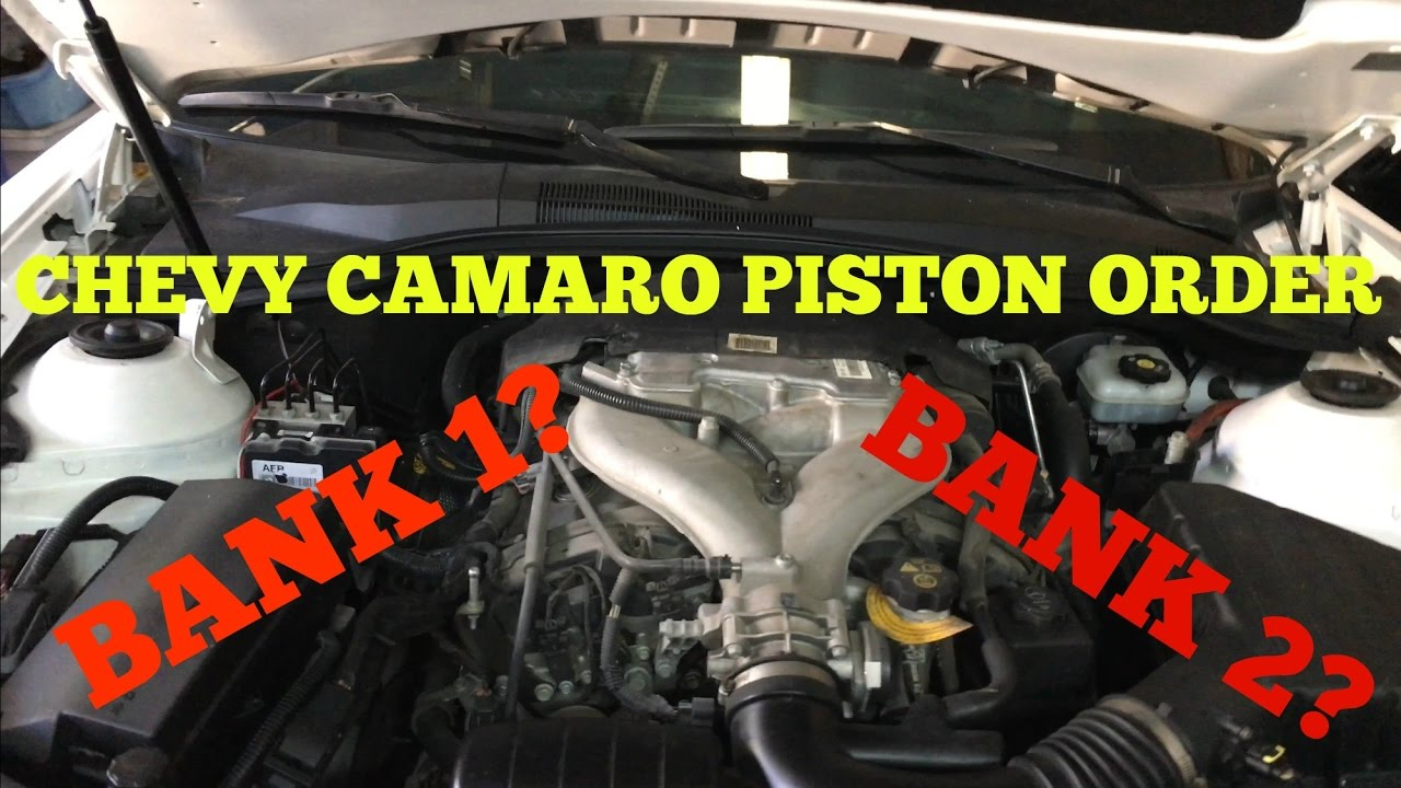 chevy camaro 3 6 piston order youtube 2014 chevy camaro v6 engine diagram [ 1280 x 720 Pixel ]