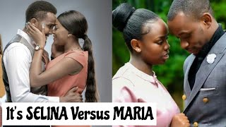It is SELINA Versus MARIA in Kalasha International Awards 2020 #SELINA #Maria #Kalashaawards2020