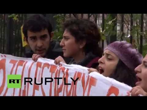 Turkey: Five arrested for energy privatisation protest in Ankara