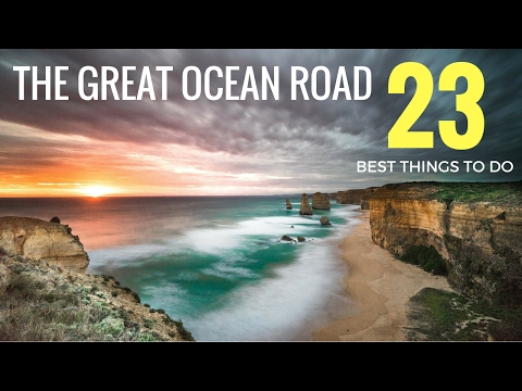 THE GREAT OCEAN ROAD: 23 BEST THINGS TO DO