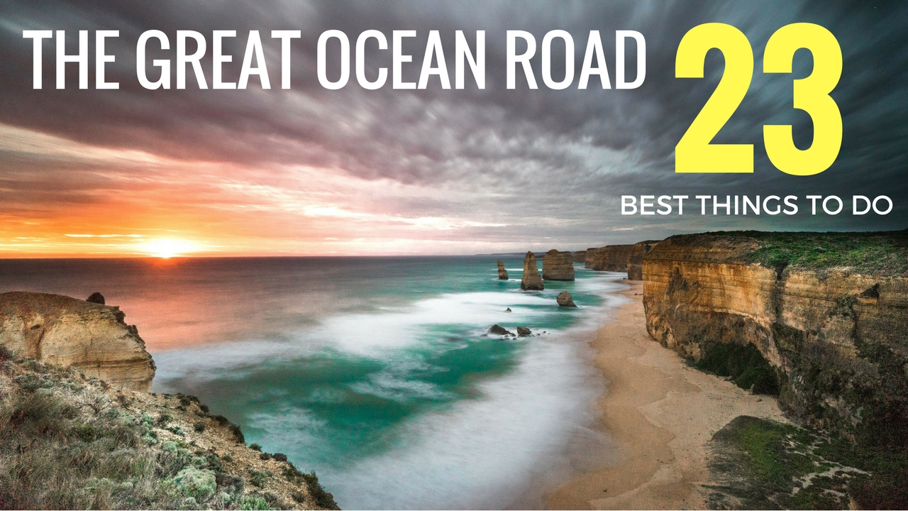 23 AWESOME THINGS TO DO ON THE GREAT OCEAN ROAD - Journey Era