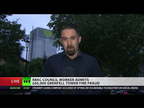 Kensington and Chelsea Council worker admits £60,000 GrenfellTowerFire fraud