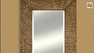 Hand Painted High Gloss Finish - Rectangle Mirrors By Bassett Mirror-m3197