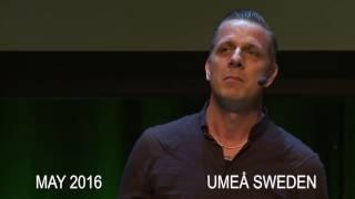 How to Change Men and Survive | Svante Tidholm | TEDxUmeå