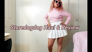 ♡ Storedogdog Try On Haul + Review ♡