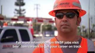 Careers at BNSF: Gabe Chavez, signal maintainer in action