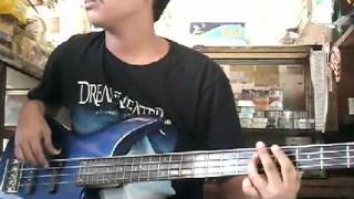 Bass Cover J - Rock Ceria by Derii MY