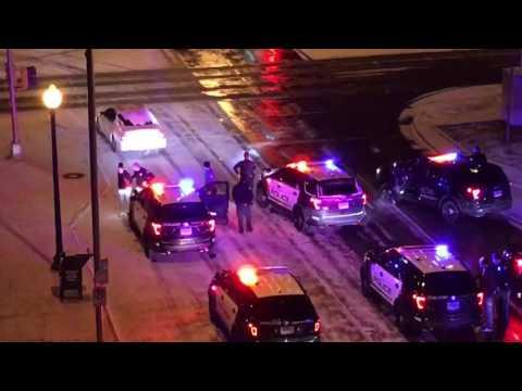 Watch Sioux Falls Police Arrest Felony Auto Theft Suspect